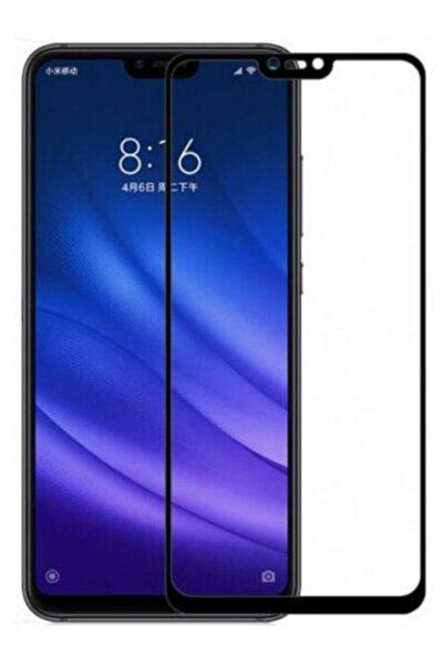Xiaomi Mi 8 Lite Uyumlu  Ekran Koruyucu Kırılmaz Fiber Nano Tam Kaplayan Cam