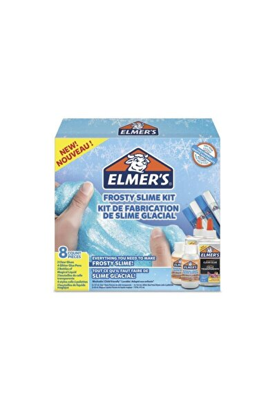 Elmers Frosty Slime Kit + Mini Hediye