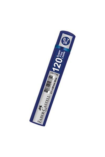 Faber Castell Grip Min 0.7 2b 60mm 120`li Mavi Tüp