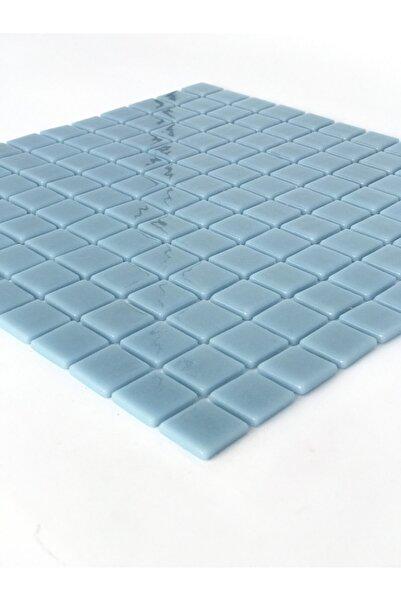Orient Havuz İçin Cam Mozaik 25x25