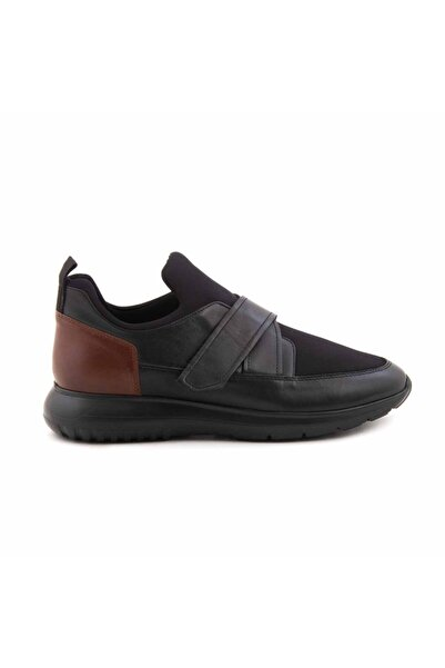 MOCASSINI Erkek Siyah Sneaker 255102