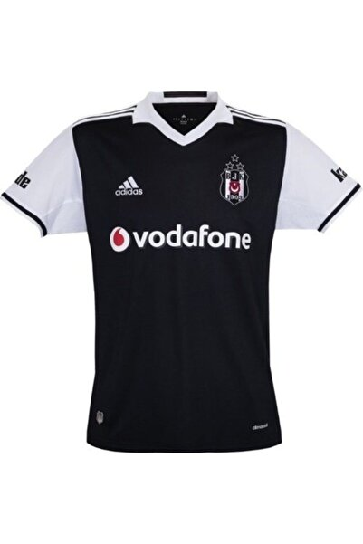Beşiktaş Forma Siyah Lisanslı Maç Forması (3 Yıldızlı)