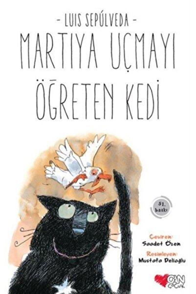 Can Çocuk Yayınları Martıya Uçmayı Öğreten Kedi - Luis Sepulveda 9789755109428