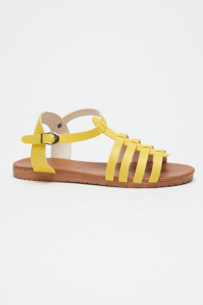 Tonny Black Kadın Sandalet Tbens3