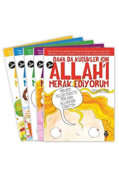 Uğurböceği Yayınları Daha Da Küçükler Için Allah'ı Merak Ediyorum (5 KİTAP TAKIM)