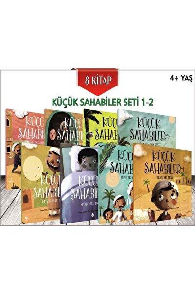 Uğurböceği Yayınları Küçük Sahabiler Seti 1-2 (8 Kitap)