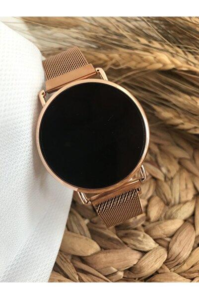 Spectrum Kadın Dokunmatik Ekran Mıknatıs Kordon  Kol Saati