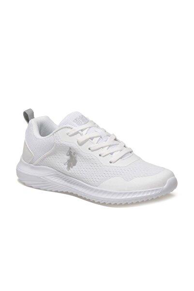 U.S. Polo Assn. HEIDI Beyaz Kadın Comfort Ayakkabı 100604879