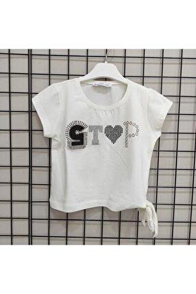 Kızbeli Bağlamalı Tshirt