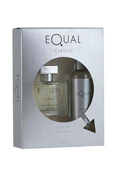 Equal Classic Erkek Edt 75 ml & Deodorant 150 ml 8690973028778