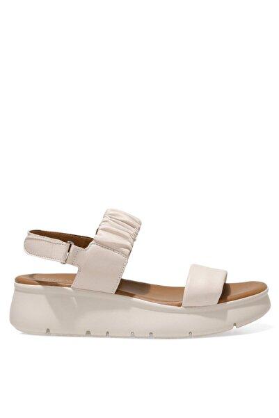 Nine West GUMO 1FX Beyaz Kadın Sandalet 101028622