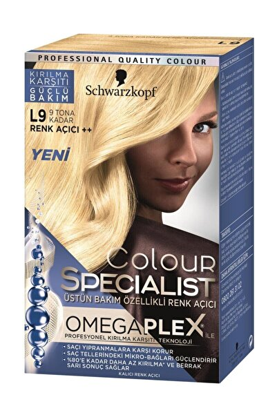 Colour Specialist Renk Açıcı