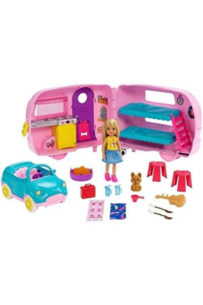 Barbie Chelseanin Karavanı Fxg90