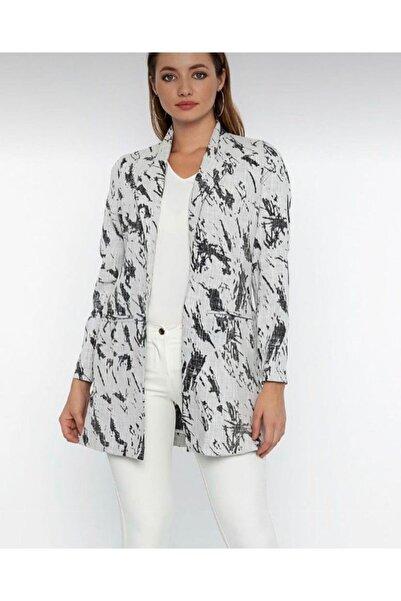 T'dee Concept Kadın Beyaz  Ceket