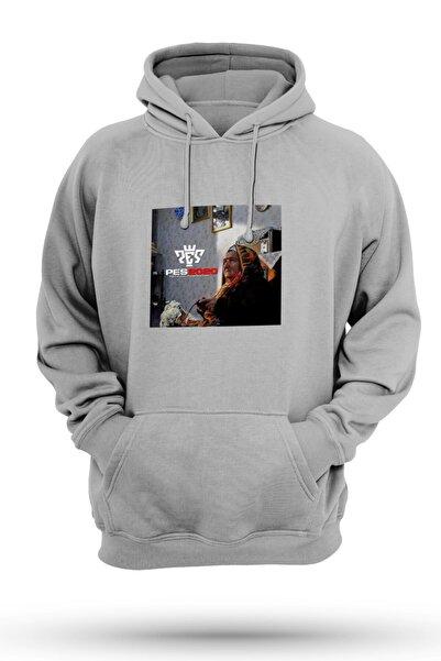 takivis Pes 2020 Recep Ivedik Baskılı Kapşonlu Sweatshirt