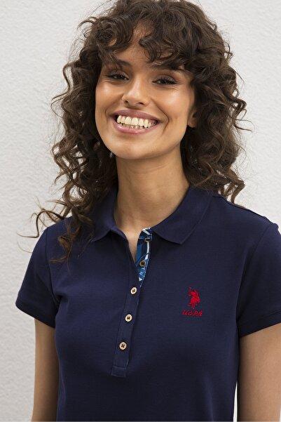 U.S. Polo Assn. Kadın T-Shirt G082SZ011.000.952066