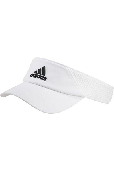 adidas Gm4520m Aeroready Kadın Beyaz Vizör