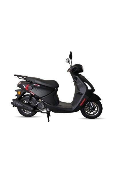 Falcon Motosiklet Style 50 Cc Benzinli Scooter Kırmızı