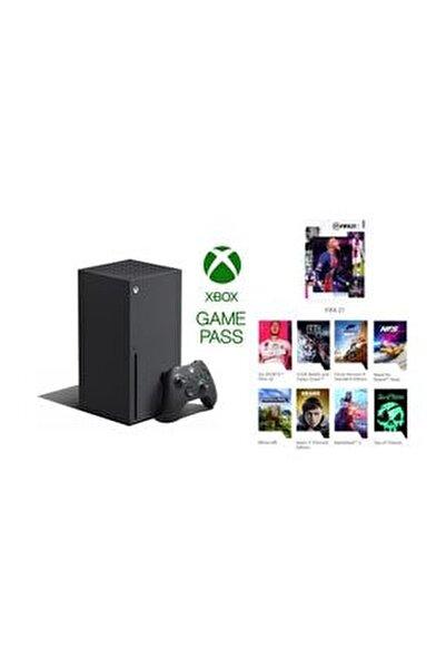 Xbox Series X 1TB SSD Oyun Konsolu + 3 Ay Gamepass Ultimate Hediye
