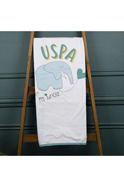U.S. Polo Assn. Kids Filli Penye Battaniye
