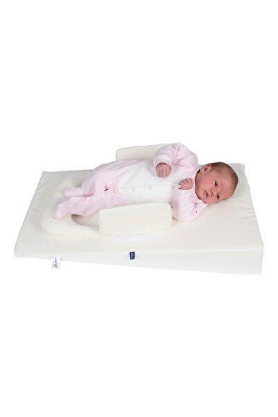 Sevi Bebe Bebek Reflü Yatağı Krem /