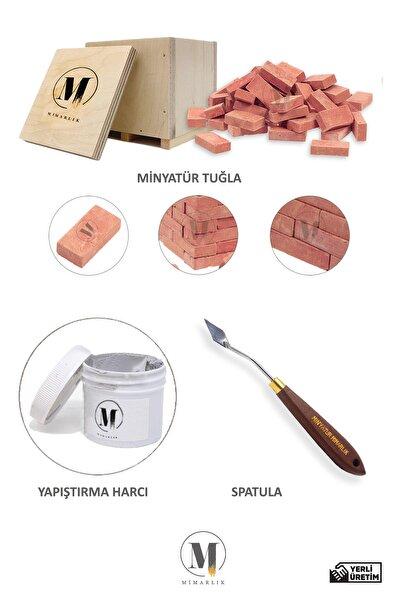 MinyatürMimarlık Minyatür Tuğla Mini Kit