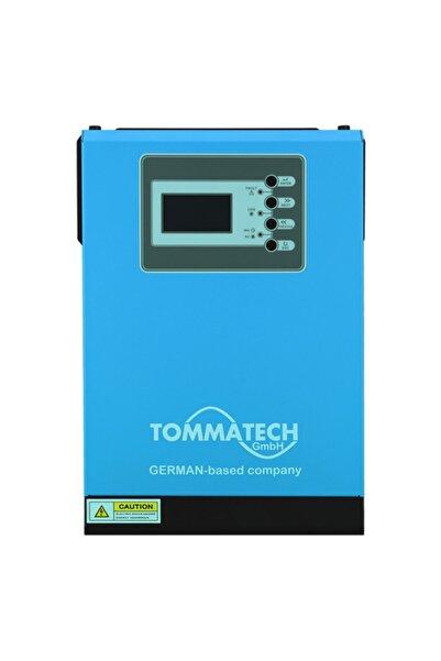 Tommatech 1kva 12v 1000w Watt 220v Akıllı Tam Sinüs Invertör