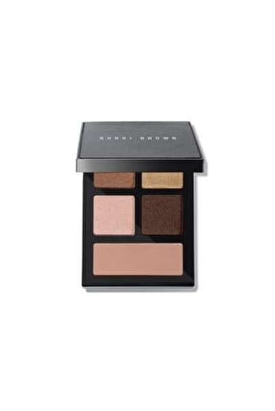 Far Paleti - The Essential Eyeshadow Palette Burnished Bronze 4.25 g 716170228471