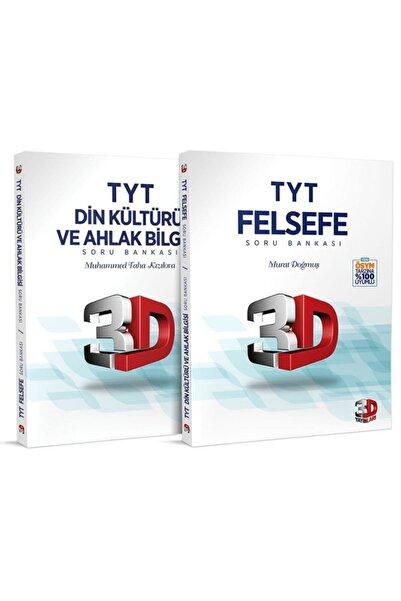 Çözüm Yayınları 3d Yayınları Tyt Felsefe Ve Din Kültürü Ve Ahlak Bilgisi Soru B.