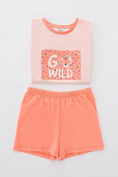 Penti Kız Çocuk Pijama Takımı 2'li
