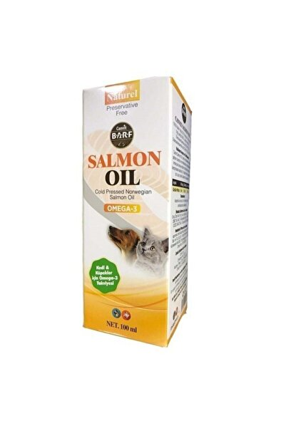 Pharmax Canvit Barf Kedi Köpek Salmon Oil 100 ml