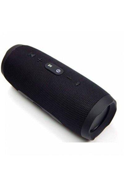 modern tekno Jbl Benzeri Charge 3 Siyah Bluetooth Hoparlör