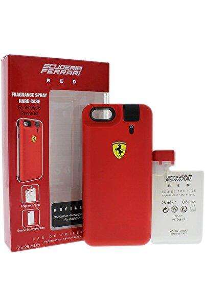 Ferrari Scuderia Red Edt 25 ml Erkek Parfüm 8002135138674 + Hard Case