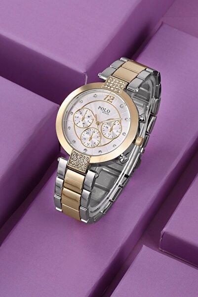 POLO Rucci Kadın Kol Gümüş Saati