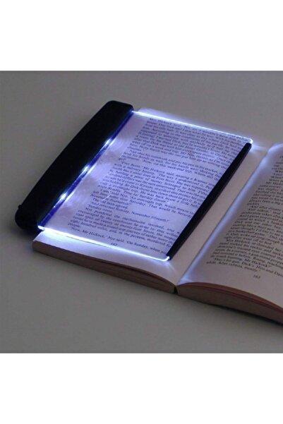 Fenny beauty Kitap Arası Okuma Lambası Led Işıklı Gece Kitap Okuma Lambası Ayraç