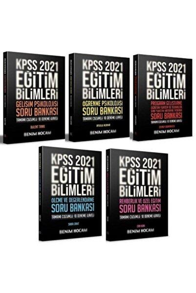 Benim Hocam Yayınları Benim Hocam 2021 Kpss Eğitim Bilimleri Soru Bankası 5 Li Set