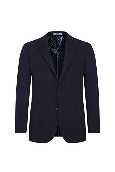Kiğılı Regular Fit Kuşgözü Ceket