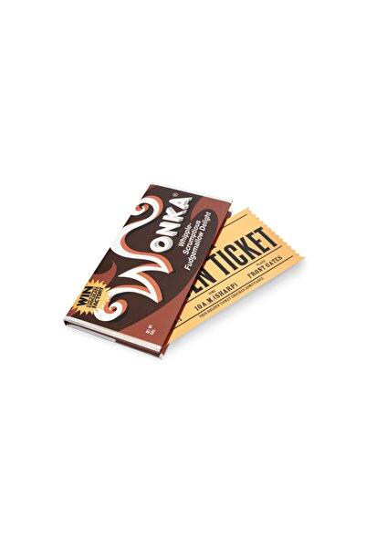 Mabbels Willy Wonka Çikolata Defter