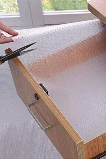 King Mop Dolap Içi Çekmece Raf Örtüsü Kaydırmaz 20 Metre X 45 cm
