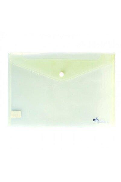Umix Umıx Çıtçıtlı Dosya A4 Şeffaf U1120