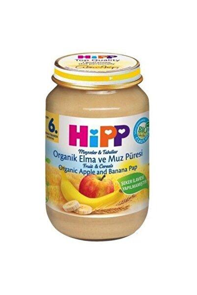 Hipp Organik Elma Ve Muz Püresi 190 gr
