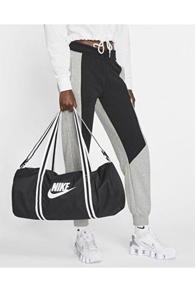 Nike Unisex Siyah Heritage Spor Çantası