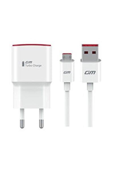 GM 8 Micro USB Orijinal Şarj Aleti 2.0A