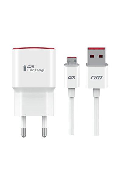 General Mobile GM 8 Micro USB Orijinal Şarj Aleti 2.0A