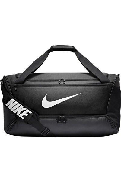 Nike Unisex Siyah Brsla M Duff - 9.0  Spor Çanta - Ba5955-010