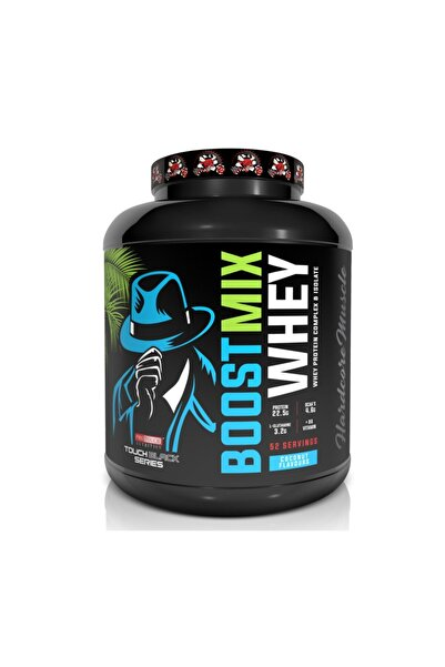 Protouch Nutrition Touch Black Boostmıx Whey Protein Tozu  2080 gr