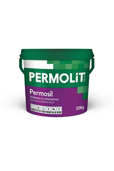 Permolit Permosil Silikonlu Iç Cephe 20 Kg