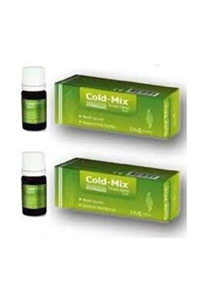 Cold-Mix Inhaler Damla 10 Ml,2 Adet