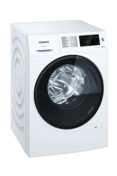 Siemens 1400 Devir 10 Kg 6 Kg Kurutmalı Çamaşır Makinesi Wd14u561tr