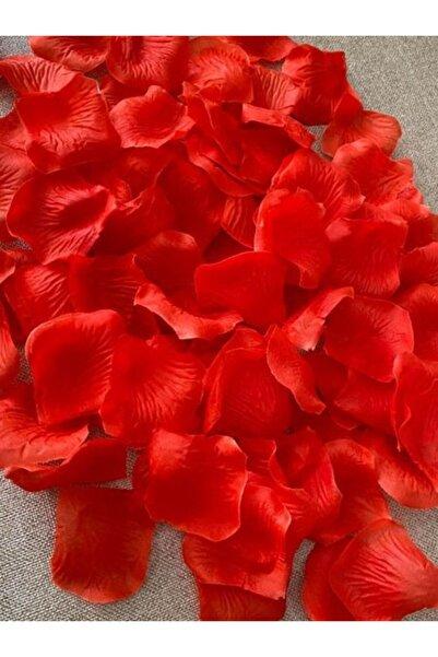 Hasyılmaz Kırmızı Yapay Gül Yaprağı 5x5cm 96 Adet